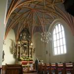 Kaplica św. Anny w kośiele pw. św. Małgorzaty w Gostyniu woj. wielkopolskie