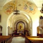 Międzychód woj wielkopolskie kościół pw. św. Męczeństwa Św. Jana Chrzciciela