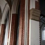 Nawa połudiowa kościoła Katedralnego pw. św. ap. Piotra i Pawła w Legnicy woj. dolnośląskie